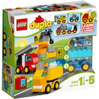 LEGO DUPLO: My First Cars and Trucks (10816) - Trucks Gifts
