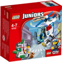 LEGO Juniors: City Police Helicopter Chase (10720) - Police Gifts