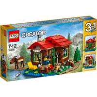 LEGO Creator Lakeside Lodge (31048)