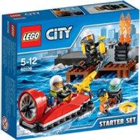 LEGO City: Fire Starter Set (60106)