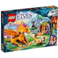 LEGO Elves: Fire Dragons Lava Cave (41175)