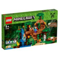 LEGO Minecraft: The Jungle Tree House (21125) - Minecraft Gifts