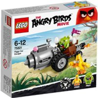 LEGO Angry Birds: Piggy Car Escape (75821) - Angry Birds Gifts
