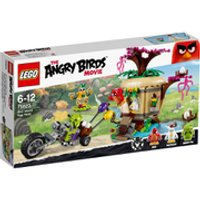 LEGO Angry Birds: Bird Island Egg Heist (75823) - Angry Birds Gifts