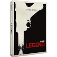 Legend - Limited Edition Steelbook (UK EDITION)