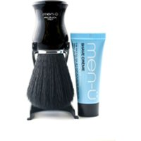 men- Pro Black Shaving Brush