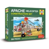Haynes Apache Helicopter Construction Set - Construction Gifts