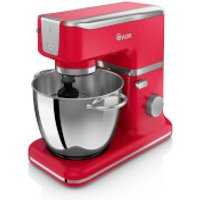 Swan SP21010RN Retro Stand Mixer - Red - 1000W - Retro Gifts