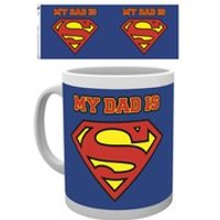 DC Comics Superman My Dad is Superdad - Mug - Superman Gifts
