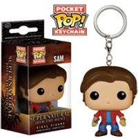 Supernatural Sam Pop! Vinyl Key Chain - Key Gifts