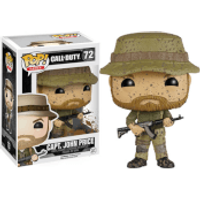 Call of Duty Captain John Price Pop! Vinyl Figure