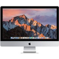 Apple iMac with Retina 5K display MK482B/A All-in-One Desktop Computer, 3.3GHz Quad-core Intel Core i5, 8GB RAM, 2TB, 27 , Silver