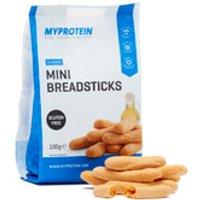 Gluten Free Mini Breadsticks - 100g - Pouch - Classic