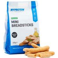 Gluten Free Mini Breadsticks - 100g - Pouch - Rosemary