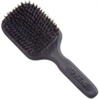Kent AH13G AirHeadz Medium Pure Bristle Paddle Hair Brush - Black