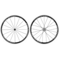 Fulcrum Racing Quattro LG Clincher Wheelset - Shimano - Black