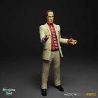 Mezco Breaking Bad Diorama Saul Goodman NYCC 2015 Exclusive Action Figure 15 cm - Breaking Bad Gifts