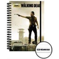The Walking Dead Prison - A5 Notebook