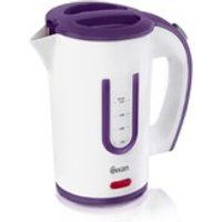 Swan SK27010N Travel Kettle with 2 Cups - White