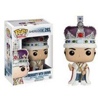 Sherlock Moriarty With Crown Pop! Vinyl Figure