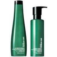 Shu Uemura Art of Hair Ultimate Remedy Shampoo (300ml) and Conditioner (250ml)