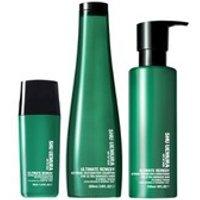 Shu Uemura Art of Hair Ultimate Remedy Shampoo (300ml), Conditioner (250ml) and Serum (30ml)