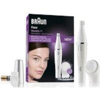 Braun 810 Facial Epilator And Cleansing Brush