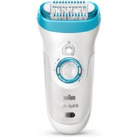 Braun 9-549 Silk-Épil 9 Epilator and Facial Cleansing Brush