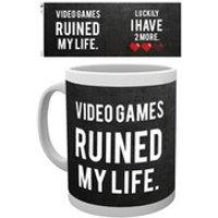 Gaming Ruined My Life - Mug