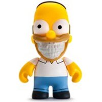 Kidrobot The Simpsons Homer Grin Action Figure - The Simpsons Gifts