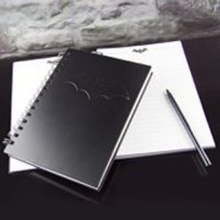 Batman Notebook - Notebook Gifts
