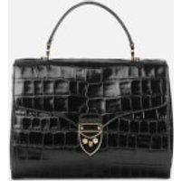 Aspinal of London Womens Mayfair Tote Bag - Black