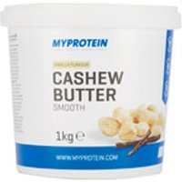 All-Natural Cashew Butter - 1kg - Vanilla - Smooth