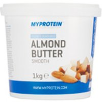 Almond Butter - 1kg - Tub - Coconut - Smooth