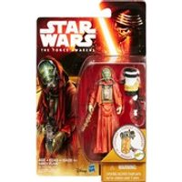 Star Wars The Force Awakens Sarco Plank 4 Inch Action Figure