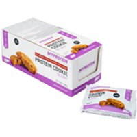 Myprotein Skinny Cookie - 12 x 50g - Box - Cranberry & White Chocolate