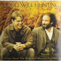 Good Will Hunting - The Original Soundtrack OST (2LP) - Black Vinyl - Hunting Gifts