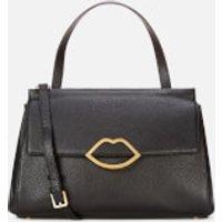 Lulu Guinness Womens Gertie Large Tote Bag - Black