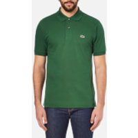 Lacoste Men's Short Sleeve Pique Polo Shirt - Chlorophyll - XL - Green