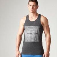 Myprotein Men's Tag Stringer Vest - Grey - XL - Grey
