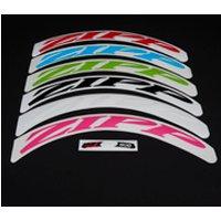 Zipp 808/Disc Colour Wheel Decal Set 2016 - Matte Pink