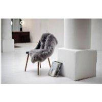 Royal Dream New Zealand Medium Sheepskin Rug - Grey - Grey Gifts