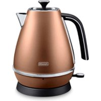 DeLonghi KBI3001.CP Distinta Kettle - Copper Finish