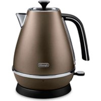 DeLonghi KBI3001.BZ Distinta Kettle - Bronze Finish