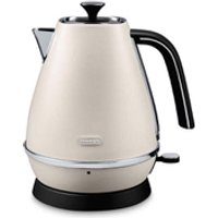 DeLonghi KBI3001.W Distinta Kettle - White Finish