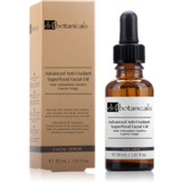 Dr Botanicals Advanced Anti-Oxidant Superfood Facial Oil (30ml)