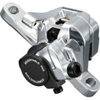 Shimano BR-R517 Mechanical Disc Caliper - Rear - IS Mount - Silver