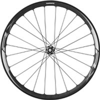 Shimano RX830 Carbon Laminate 35mm Tubeless/Clincher Front Wheel - Centre Lock Disc