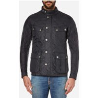Barbour International Men's Ariel Quilt - Black - XXL