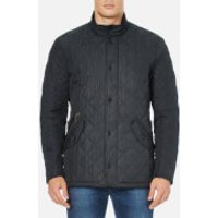 Barbour Mens Chelsea Sportsquilt Jacket - Navy - XXS - Navy